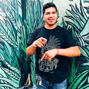 Starting September 6th at the Santa Paula Art Museum, Gabriel Cardenas of Fillmore will be instructing free weekly individual art projects, murals and more for teens ages 13 – 18 to learn design as well as develop their own artistic style. Photo courtesy Gabriel Cardenas.