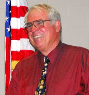 Bill Edmonds of the Fillmore Lions Club