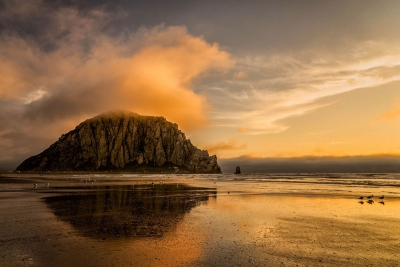 Morro Bay by Photographer Susannah Sofaer Kramer