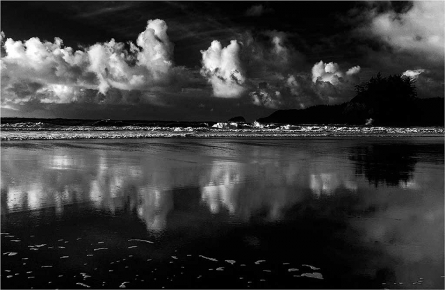 """Shades Of Gray"" photograph by David Baker."