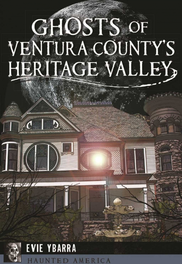 Fillmore Historical Museum will be hosting a book signing on September 28th at 3pm-5pm. The book is about many of the tales, legends and hauntings in the Heritage Valley. Stories about Fillmore, Rancho Sespe, Santa Paula and Piru are included. The title is GHOSTS OF VENTURA COUNTY'S HERITAGE VALLEY, written by Evie Ybarra.