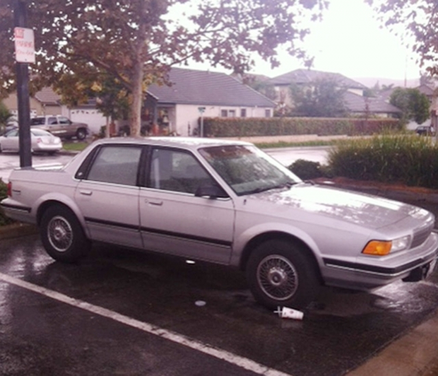 A picture of Rivas' vehicle. The investigation is continuing and the Ventura County Sheriff's Office is asking the public's assistance in identifying victims.