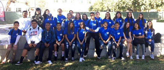 Fillmore High School AVID group took a trip to Cal State University of Northridge last week. They toured the campus and were able to get a feel for the college lifestyle. It is hoped that trips like this will encourage students to continue their education at the next level.