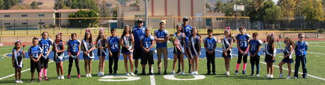 This past Saturday the SoCal Fillmore Bears hosted their 2017 Homecoming game. Pictured above is their 2017 Homecoming