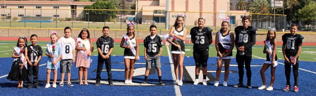 All Fillmore Raiders Youth Football & Cheer Photos by Crystal Gurrola.