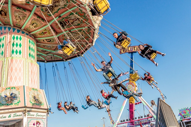 "From July 31st – August 11th the Annual Ventura County Fair has always been well attended with people from all over who come out to enjoy a ""County Fair with Ocean Air"". Photos by Bob Crum."