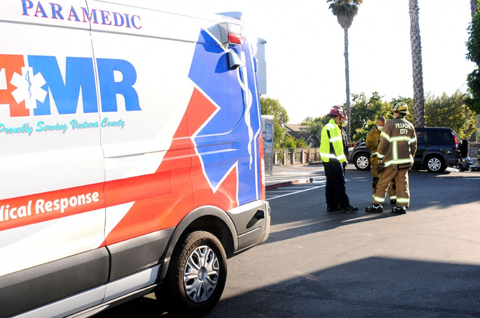 On Wednesday, July 29th at 6:01pm, Fillmore Police and AMR Paramedics responded to reports of an injury caused by a vehicle which took place in the 700 block of Ventura Street. One person was transported to the local hospital for injuries. No other information was available at press time.