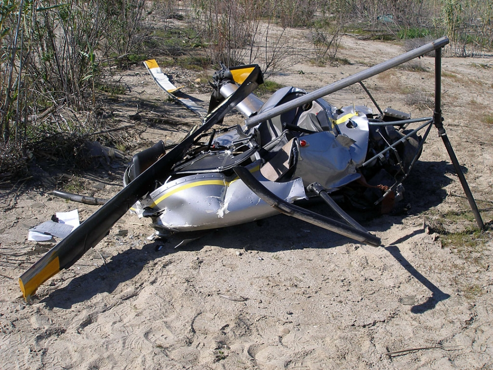 Fatal HELICOPTER CRASH near Piru | The Fillmore Gazette