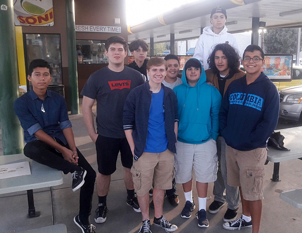 The Fillmore Flashes Robotics Team competed in Bakersfield for their 3rd League match of the season. The Flashes took 3rd place out 31 total teams and have an overall record of 13-1-1. They have two more matches until playoffs begin.