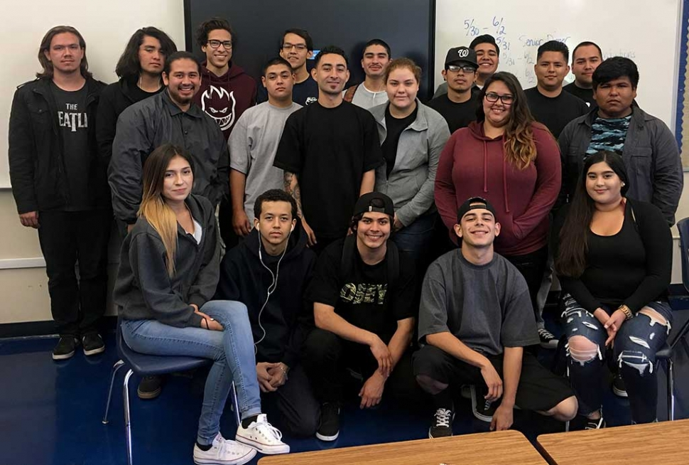 Sierra High School and Heritage Valley Independent Study would like congratulate all of our high school graduates this year. Graduation will be held at the Fillmore Unified District auditorium on June 7th at 6:30. We are very proud of the hard work by all of our graduates and would also like to congratulate our scholarship recipients: Cornelio Garcia, Jose Mejia and Sarai Vargas.